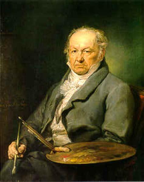 Vida e Obra de Goya