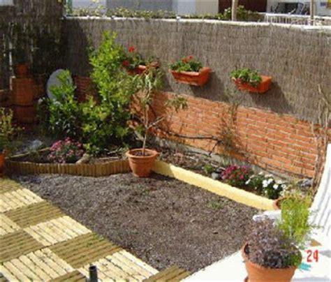 Vida Jardín: Jardines pequeños con encanto