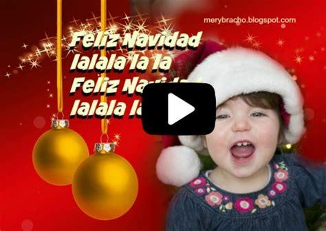 Video Tarjeta Feliz Navidad y Próspero Año Nuevo con Paz ...