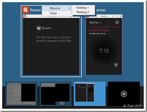 [Vídeo] Windows 10 | Crear y trabajar con Escritorios ...