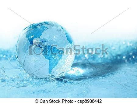 Vidro água, globo estoque de fotografias   Faça Busca em ...