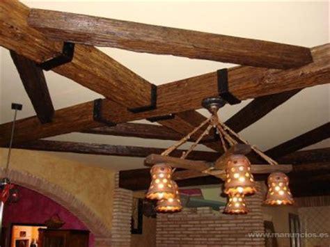 vigas imitacion madera en poliuretano Cadiz 27751435