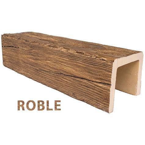 Vigas imitación madera