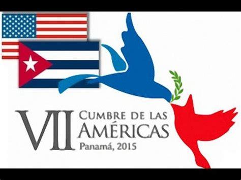 VII Cumbre de las Américas Panamá 2015 / Entre mujeres ...