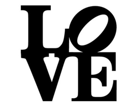 Vinilos decorativos con palabra LOVE para paredes ...