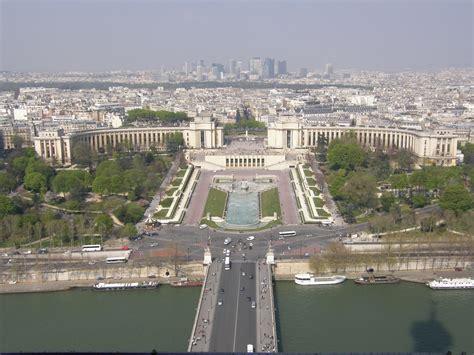 Vista de la ciudad de Paris | Viaj€uro...ciudades ...