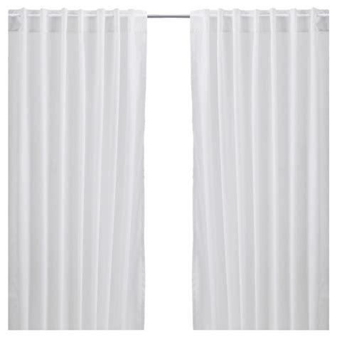 VIVAN Curtains, 1 pair   white   IKEA | Home | Pinterest ...