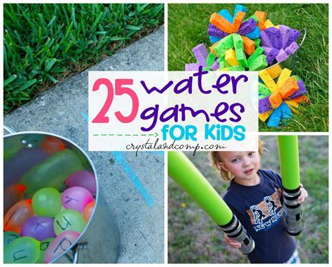 Water Balloon Games For Kids Fantastic Fun And Learning ...