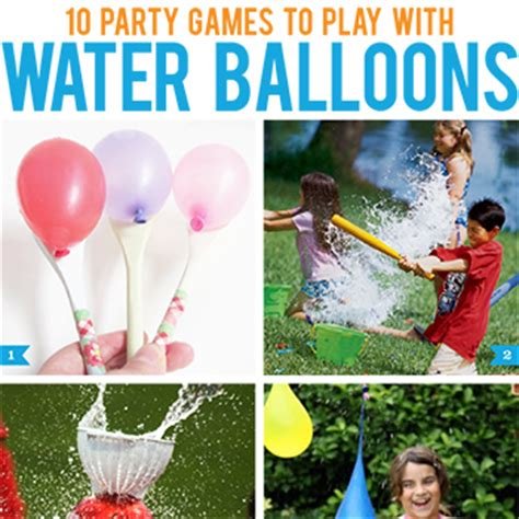 Water Balloons Party | www.pixshark.com   Images Galleries ...