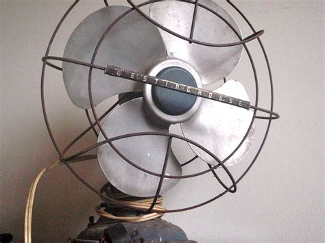 Westinghouse Home Deco Fan Vintage