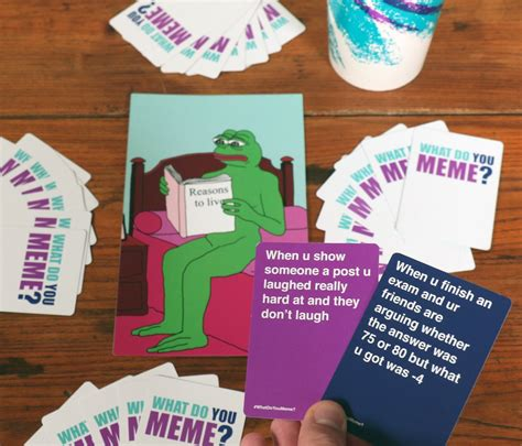 What Do You Meme? Card Game | POPSUGAR Tech Photo 6