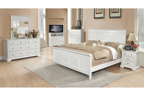 White King Size Bedroom Furniture | Raya Furniture