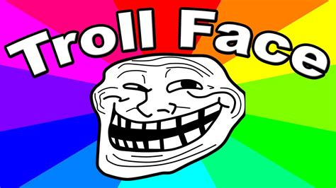 Who Created Troll Face? The Origin Of A Meme Trollface ...