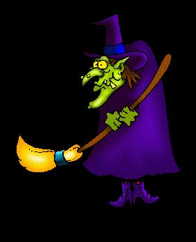 Witches animated GIFs