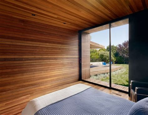 Wood Walls Inspiration: 30 Walls of Wood for Modern Homes ...