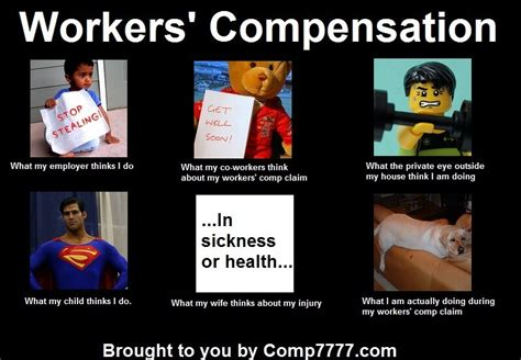 Workers Compensation Meme | Workers Compensation is A ...