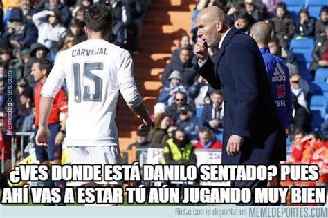 Y con ustedes los Memes de la derrota del Real Madrid ...