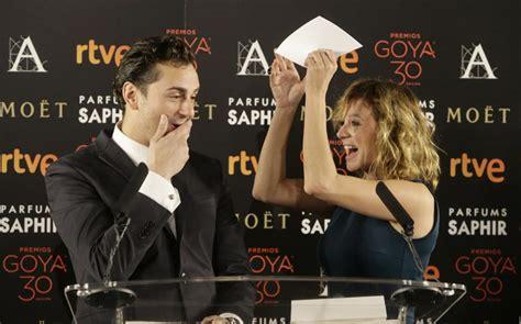 Y los nominados a los premios Goya 2016 son...