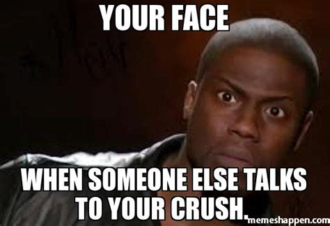 YOUR CRUSH MEMES image memes at relatably.com