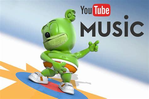 YouTube Top Tracks Pop Playlist features  THE GUMMY BEAR ...