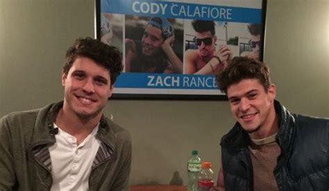Zach Rance & Cody Calafiore Discuss Big Brother 16 Plus ...