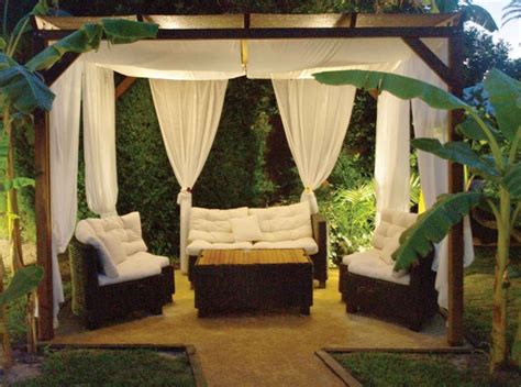 Zona Chill Out Jardin. Terraza Jardn Chill Out With Zona ...