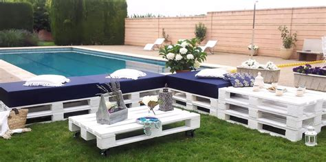 Zona chill out palets