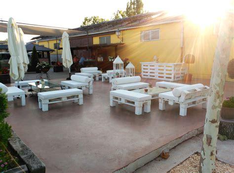 Zona Chill Out para  El Huerto de Toni    LOOK&CUSHION ...